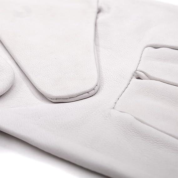 IMKERHANDSCHUHE GRÖßE XL BEECombFeinleder Imkerei 50 cmSchutzhandschuhe