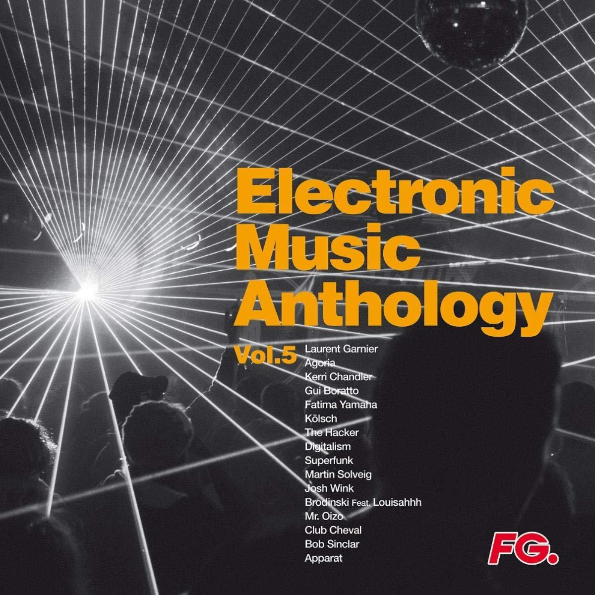 Electronic Music Anthology Vol. 5 [Vinilo]