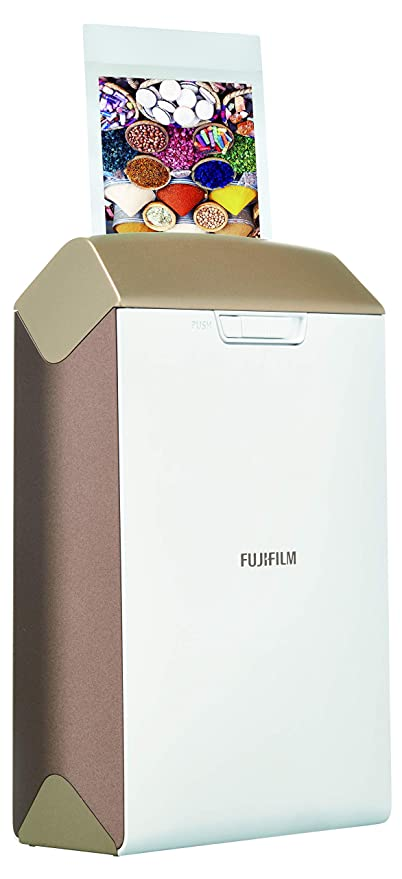 fujifilm instax share sp 2 smart phone printer gold
