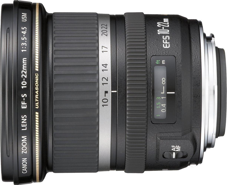 Canon Zoomobjektiv Ef S 10 22mm F3 5 4 5 Usm Kamera