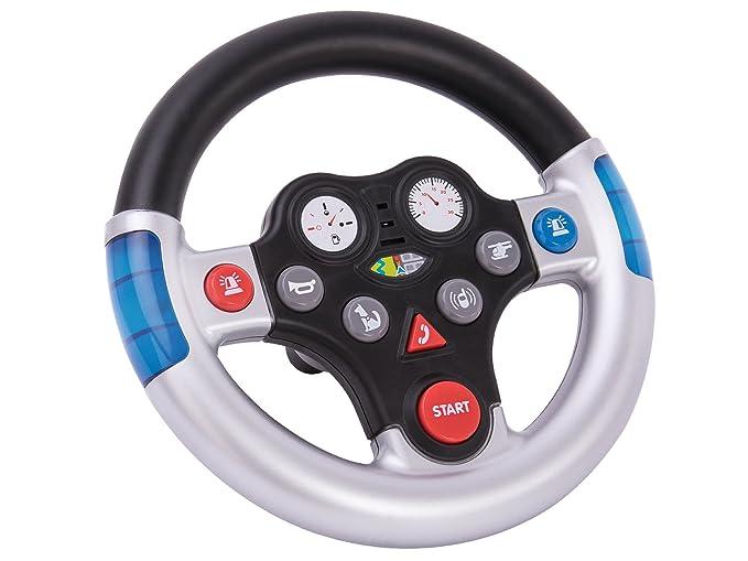 Bobby-Car Lenkrad - BIG Racing-Sound-Wheel