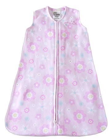 a08215fe19 Amazon.com  Halo Sleepsack Micro-Fleece Wearable Blanket in Fleece - Flower  Print