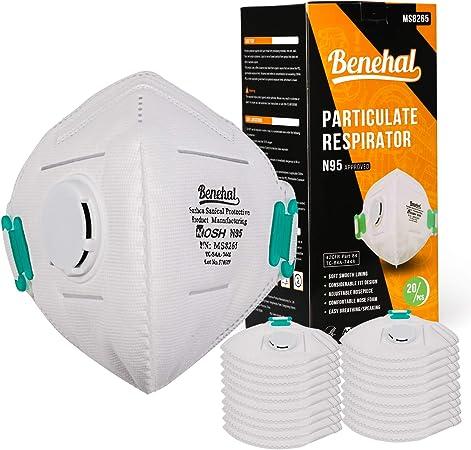 hepa respirator mask for asbestos