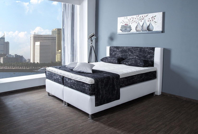 boxspringbett rose sb auch mit bettkasten oder elektrisch. Black Bedroom Furniture Sets. Home Design Ideas