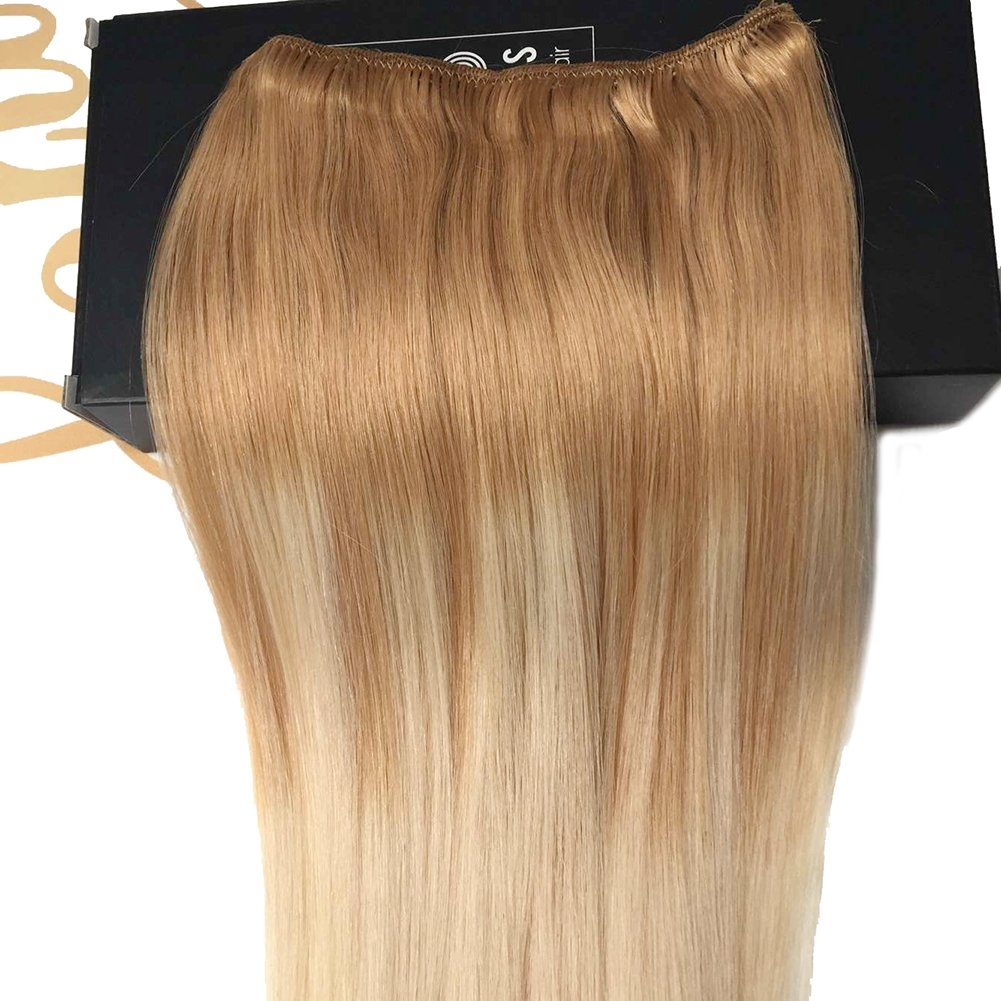 Easy Weft Hair Extensions Images Hair Extensions For Short Hair