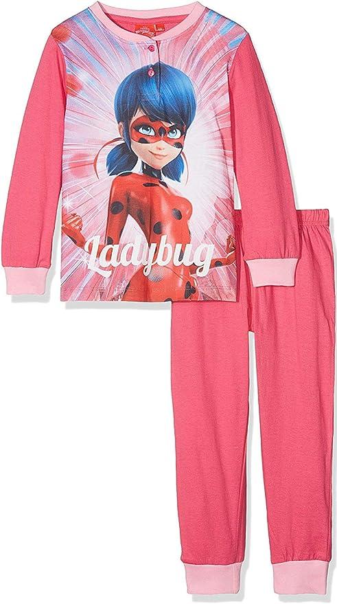 Miraculous Ladybug Pijama de algodón para niñas
