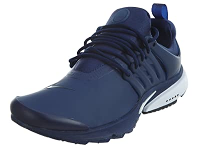f9a1ba04ce96 Nike Men s AIR Presto Low Utility Binary Blue White-Black Running Shoes-10