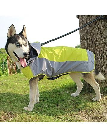 Amazon Co Uk Raincoats For Dogs