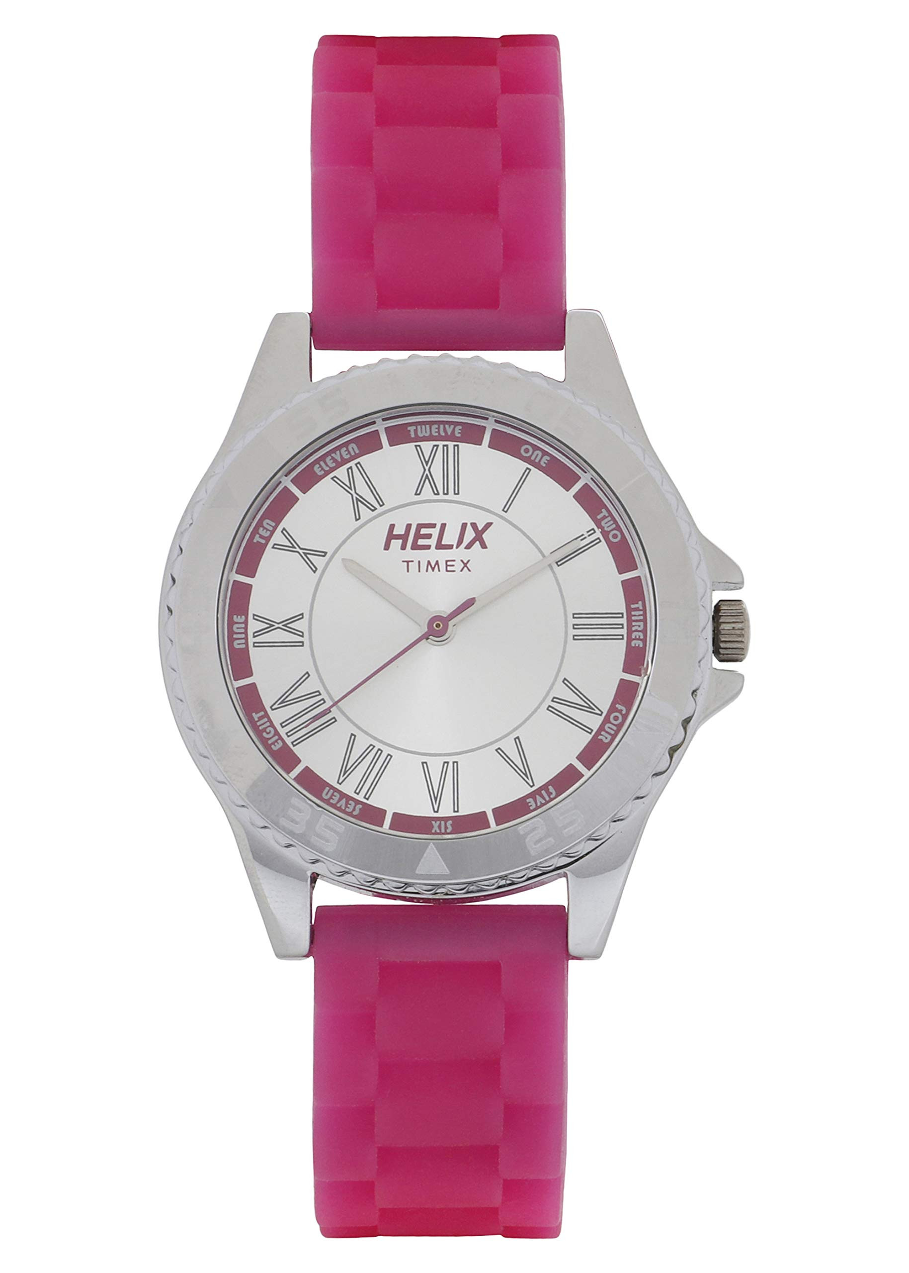 helix Analog Silver Dial Women's Watch-TW035HL00 (B07QS9KBD1) Amazon Price History, Amazon Price Tracker