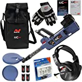 Minelab SDC 2300 Special Bundle with Free Minelab Gloves, Carrybag, Headphones and Smart Charger
