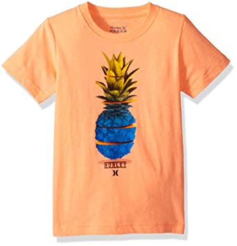 58a4ba8601e70 Amazon.com: Hurley Little Boys' Graphic T-Shirt: Clothing