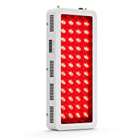 Bestqool Red Light Therapy Device - 660&850nm Near Infrared Led Light Therapy with...