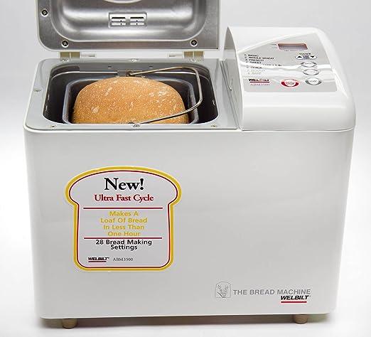 Amazon.com: welbilt Pan máquina abm3500: Kitchen & Dining