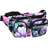 oxpecker Fanny Pack, Waist Pack Bag for Men&Women, Workout Traveling Casual Running Hiking Cycling, Hip Bum Bag with Adjustable Strap for Outdoors