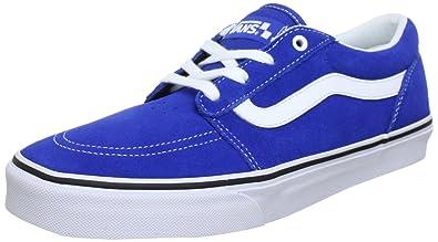 4bff25fa0618f2 Vans M Collins Sneaker Blue