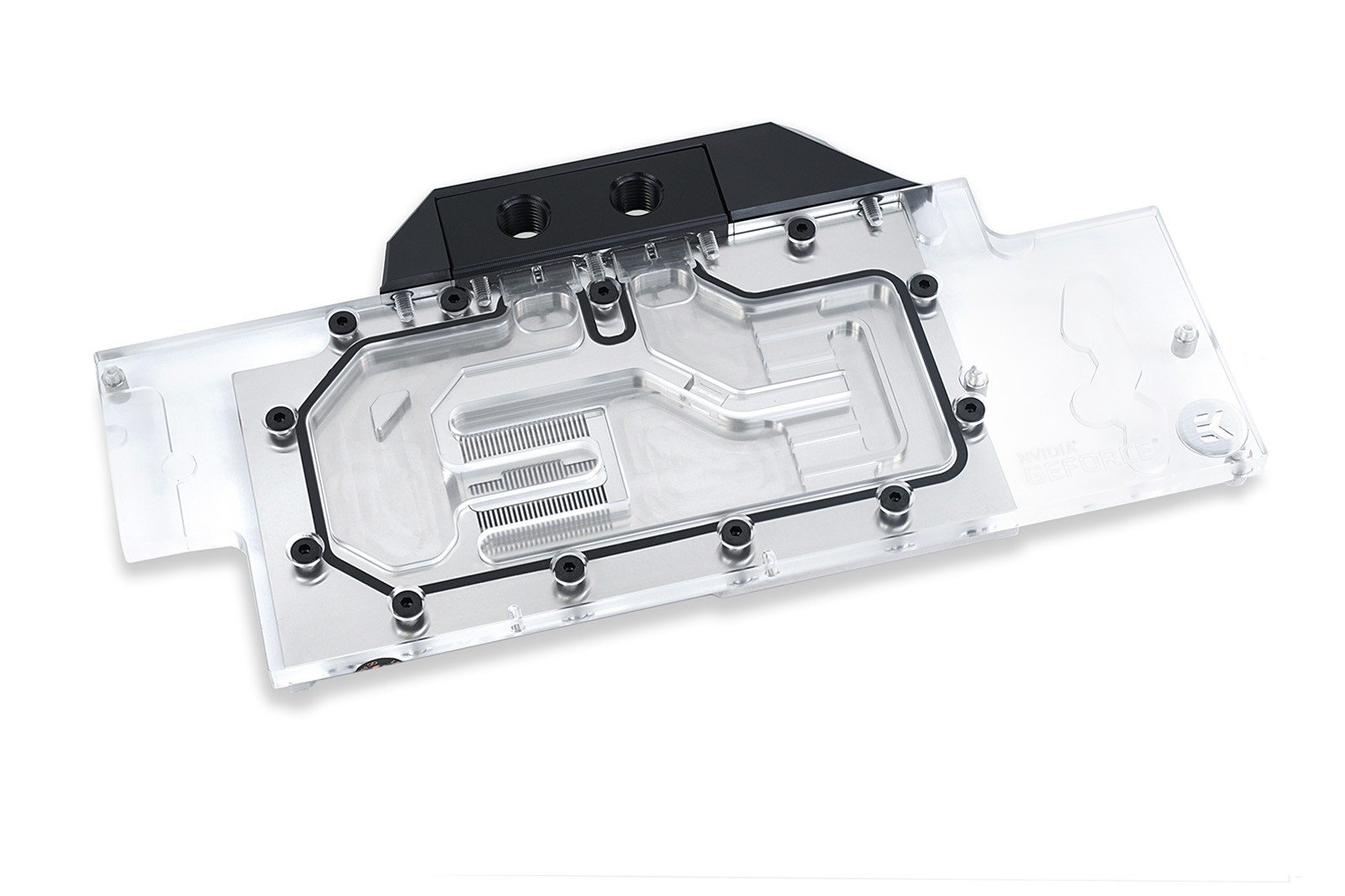 EKWB EK-FC GeForce GTX FE GPU Waterblock, Nickel by EKWB