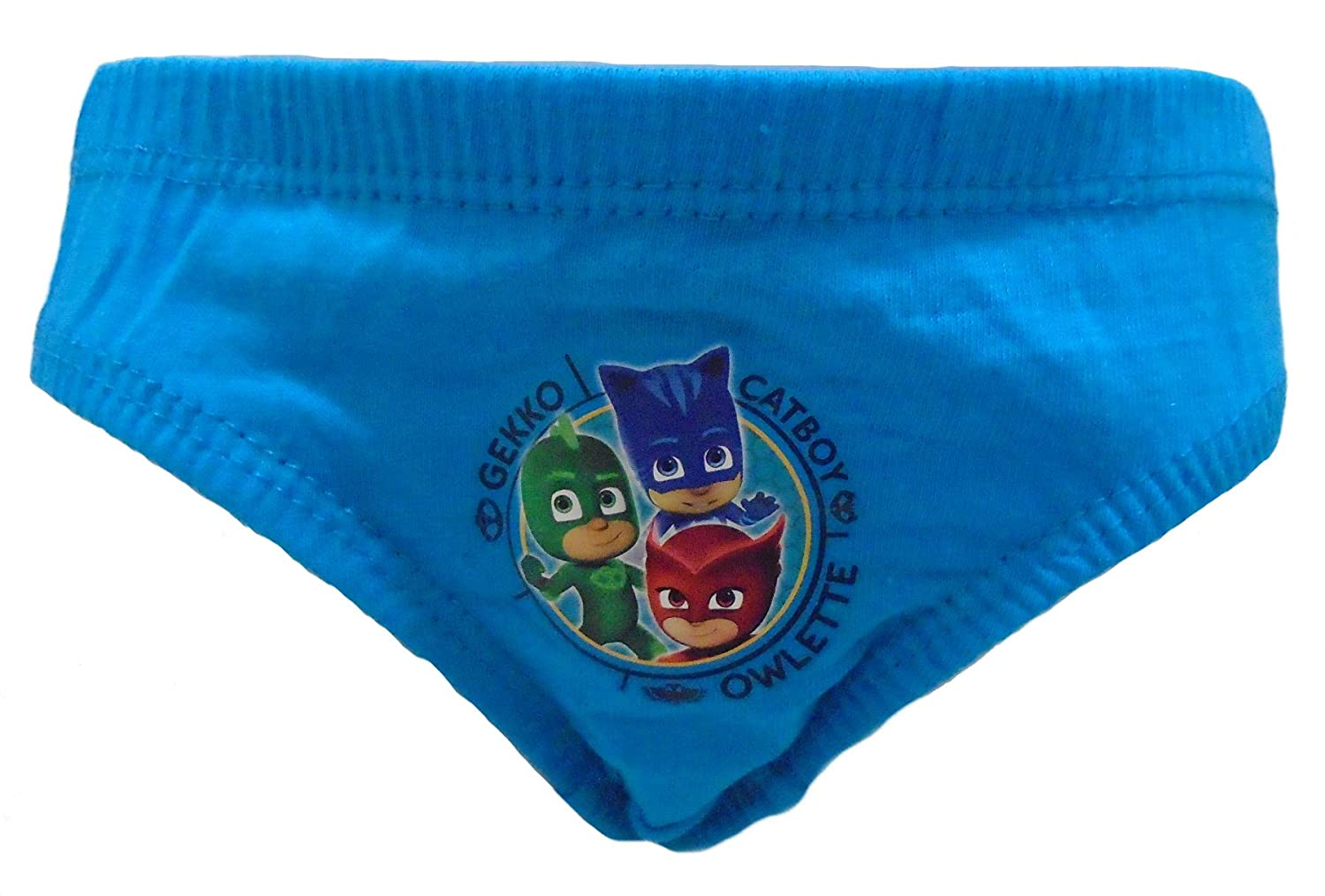 TDP Textiles PJ Masks Be a Hero Boys 6 Pack Briefs