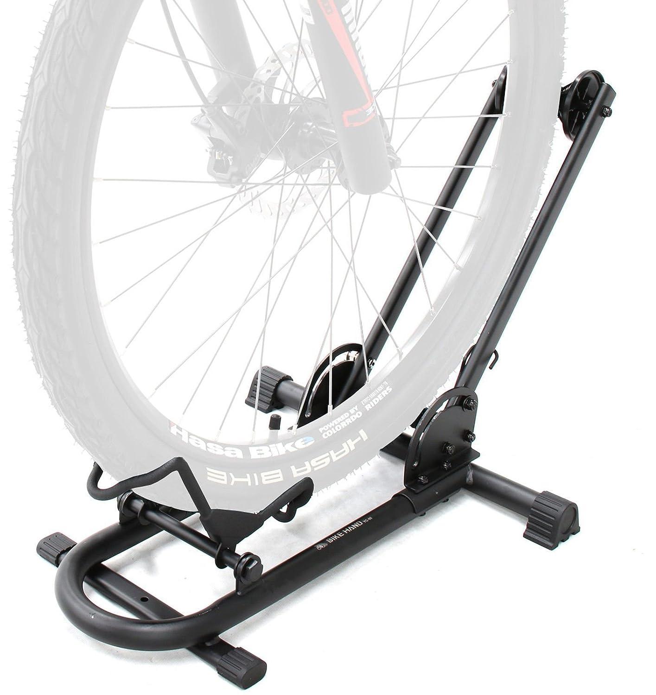 0d16f135ce1 Amazon.com : Bikehand Bike Floor Parking Rack Storage Stand Bicycle :  Indoor Bike Storage : Sports & Outdoors