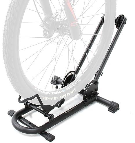 Amazon.com : Bikehand Bike Floor Parking Rack Storage Stand Bicycle ...