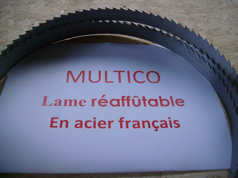 Lames de Scie /à Ruban 2360mm x 13mm x 6TPI x 0.50mm Premi/ère Qualit/é
