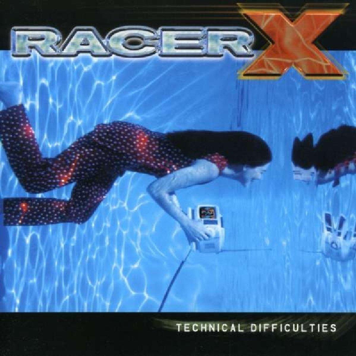 Racer X - Technical Difficulties (CD)