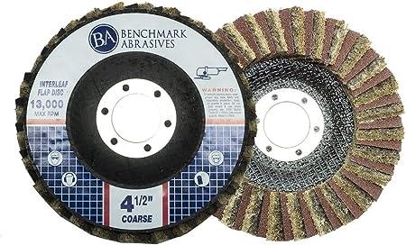 Disc Sanding Polishing Abrasive Pack Benchmark Conditioning