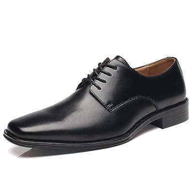 2ba4b093ea34 NXT NEW YORK Mens Dress Shoes Geniune Leather Oxford Shoes for Men Zapatos  de Hombre Lace