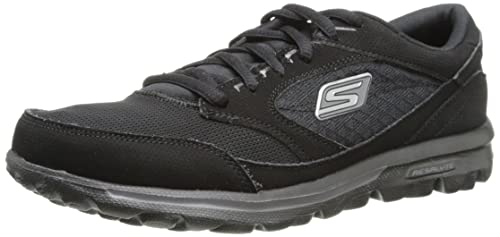 los angeles 5534a efd33 Skechers GO Walk Baby Trainers Womens Black Size  36 EU (3 UK) (