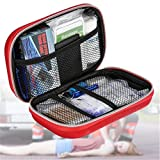 Sun-Mall First Aid Box Survival Kit Home Outdoor