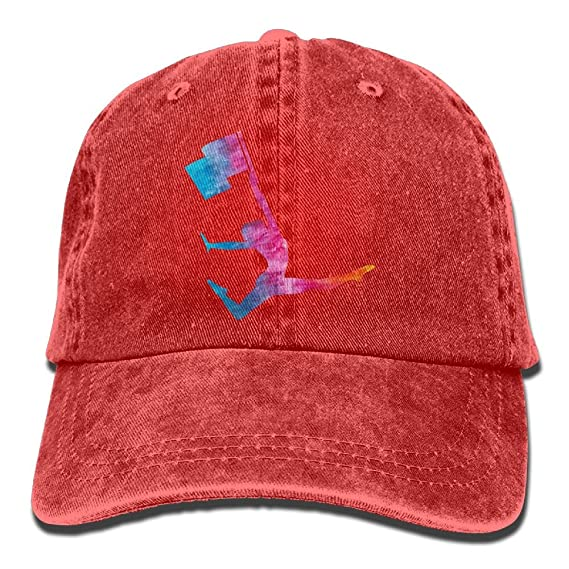 Silk Flag Color Guard Lover Gift Classic Unisex Baseball Cap Adjustable  Washed Dyed Cotton Ball Hat Ash at Amazon Men s Clothing store  1bb0722e1f1b