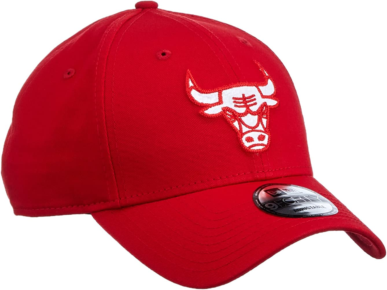 New Era Felt Infill 940 Chibul Scawhi Gorra Chicago Bulls, Hombre ...
