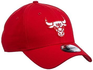 A NEW ERA Era Felt Infill 940 Chibul Scawhi Gorra Chicago Bulls, Hombre, Rojo, OSFQ: Amazon.es: Deportes y aire libre