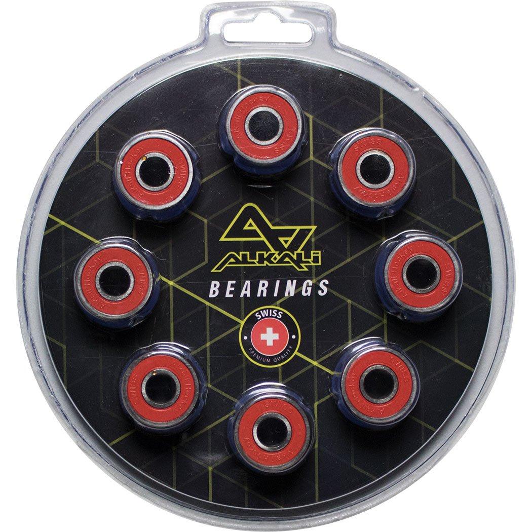 Alkali Inline Hockey Bearings (Swiss)