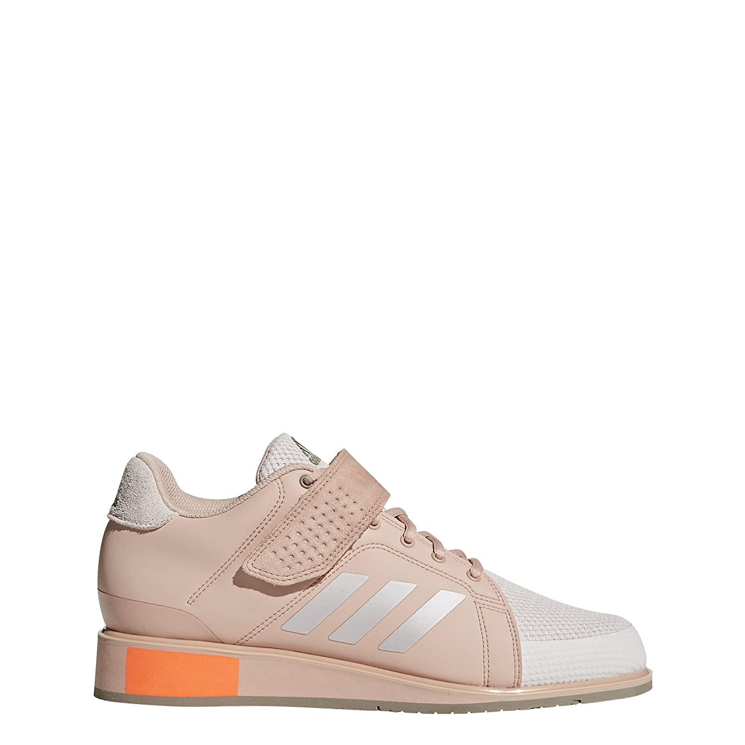 adidas Men's Power Perfect III. Cross Trainer B071HVT8Q6 10 D(M) US|Chalk Pearl/Chalk Pearl/Ash Pearl