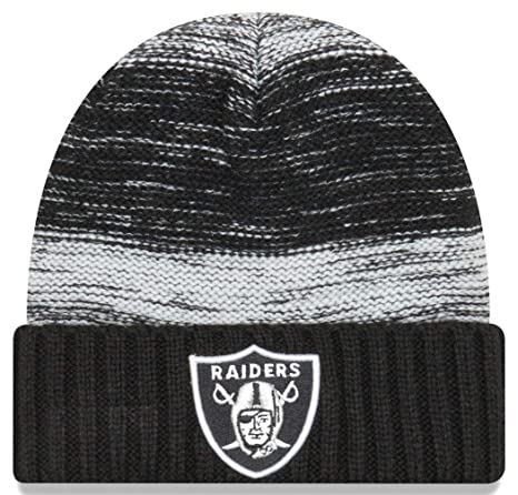 Amazon.com   NFL Oakland Raiders Adult Team Snug Knit Beanie 4f3add581