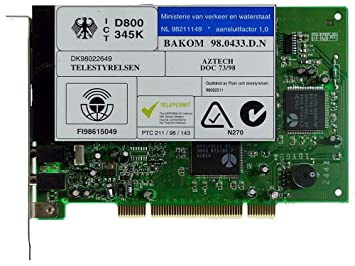 AZTECH N270 SOUND CARD DRIVERS DOWNLOAD