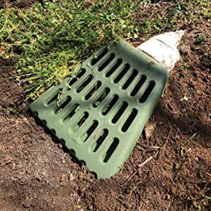 Lawn Wedge Yard Drain For Sump Pump Discharge And ...