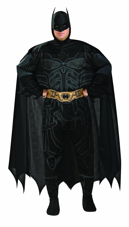 Plus Size 4652 Batman Jumpsuit Costume Adult Plus Plus Size 4652
