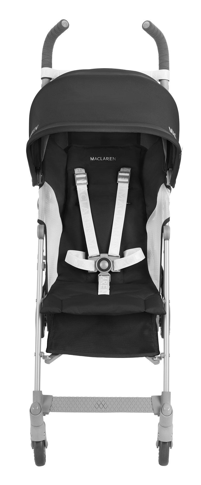 Maclaren Globetrotter Stroller - lightweight, compact by Maclaren (Image #4)
