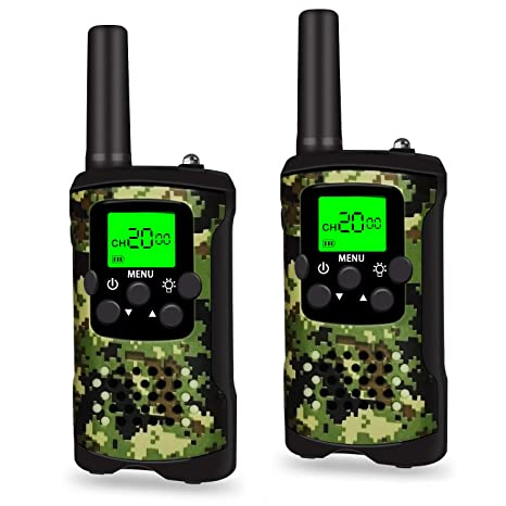Christmas Toys For 12 Year Olds Boys.Let S Go Dimy Walkie Talkies For Kids 2 Mile Range Built In Flash Light Tm388 Best Gift
