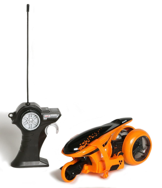 Maisto R/C Cyklone 360 Orange Radio Control Motorcycle Bike