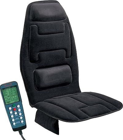 Relaxzen 10-Motor Massage Seat Cushion