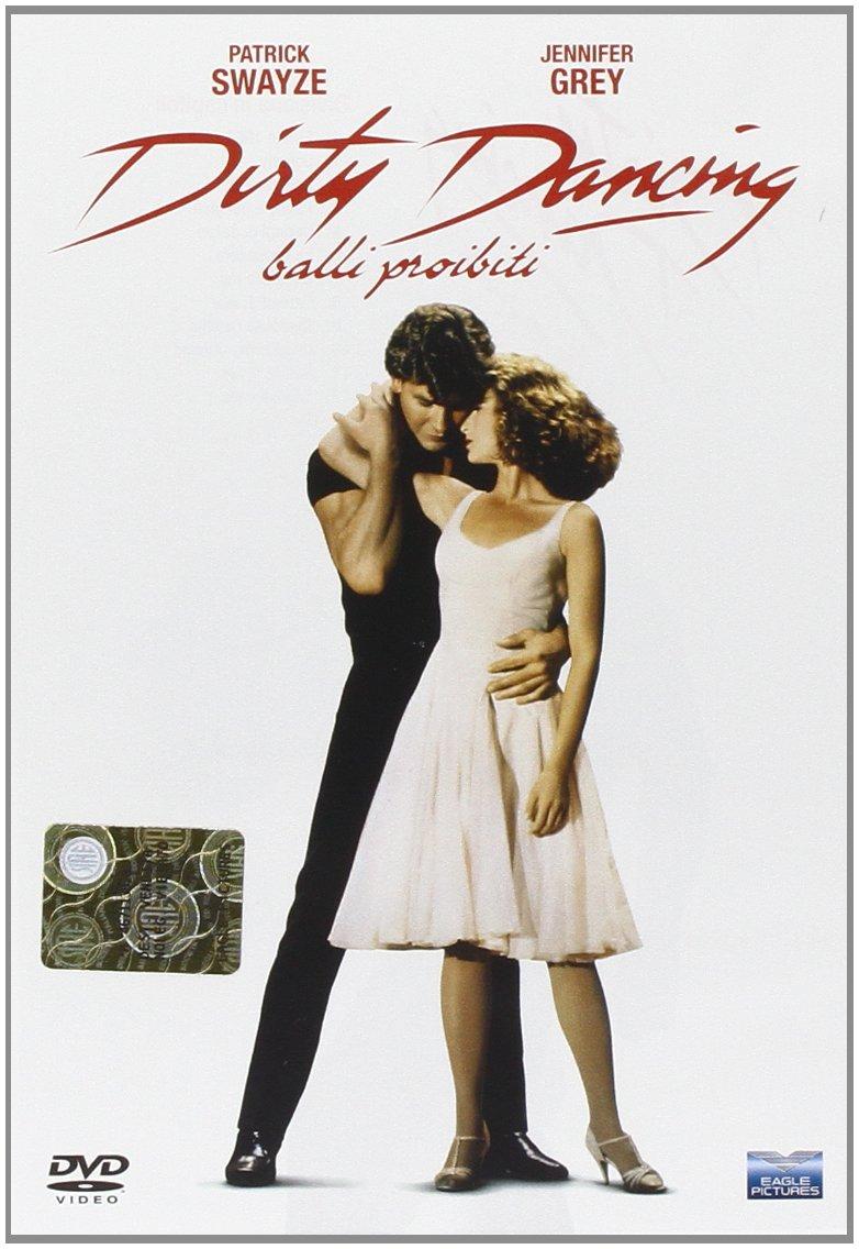 Dirty Dancing - Balli Proibiti [Italia] [DVD]: Amazon.es: Berry Gordy, Jennifer Grey, Jerry Orbach, Cynthia Rhodes, Patrick Swayze, Emile Ardolino, Berry Gordy, Jennifer Grey: Cine y Series TV