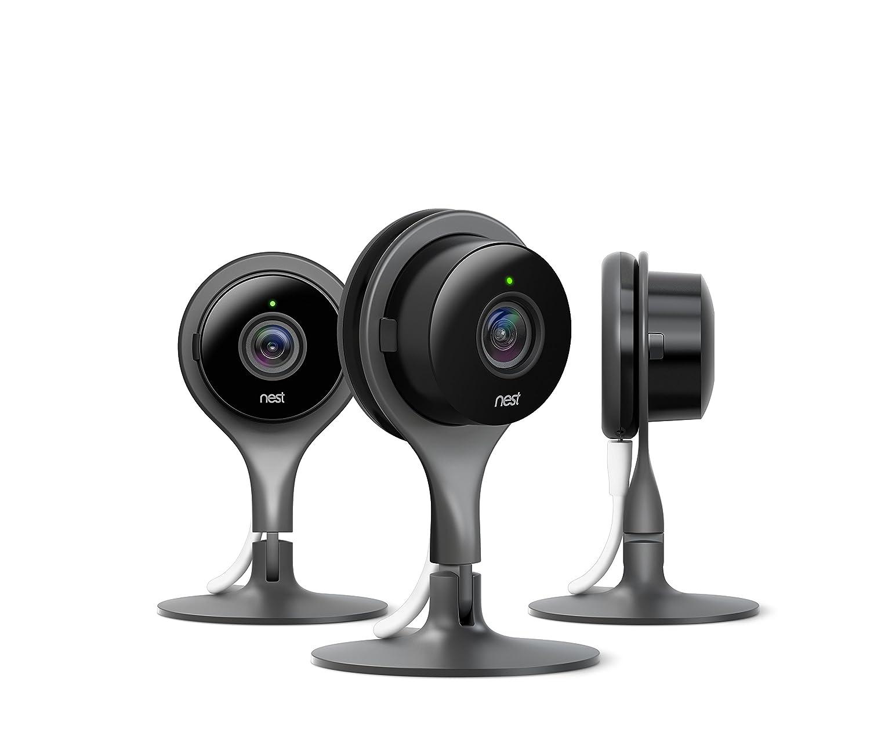 Nest Cam Indoor Security Camera (Works with Amazon Alexa) Nest Labs CA NC1102EF