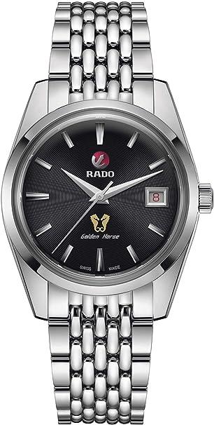 [ラドー] 腕時計 Golden Horse 1957 Limited Edition(ゴールデン ホース 1957 リミテッド エディション) 世界限定 1957本 自動巻き 最大80時間パワーリザーブ機能 防水 5 b (50m) メンズ 正規輸入品 R33930153 シルバー