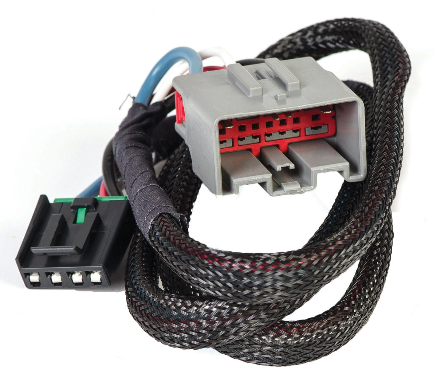Husky 31863 Flat Connector Custom Wiring Harness for Brake Controller Winfield Consumer Products