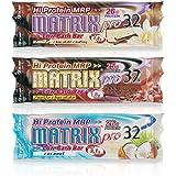 Olimp Matrix pro 32 (80g) - Protein shaker, Geschmack Vanille with Schokolade, 1er Pack (1 x 24 Stück)