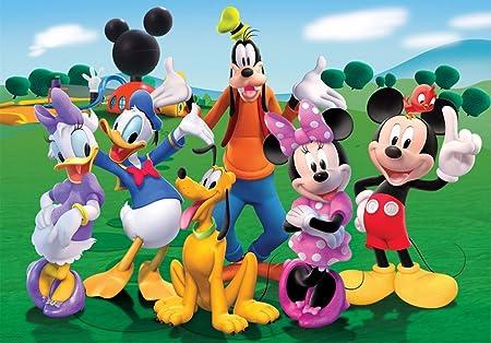 sdore Disney Mickey Mouse Minnie Mouse fiesta de cumpleaños ...