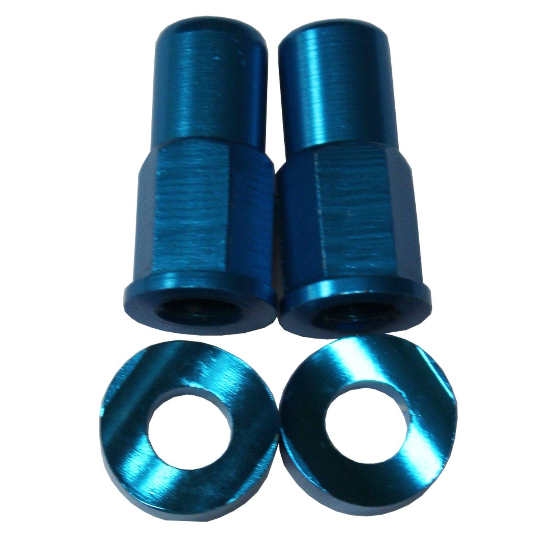 636 Distributing, Inc 9246 Blue Billet Rim Lock - Pair by 636 Distributing, Inc (Image #1)