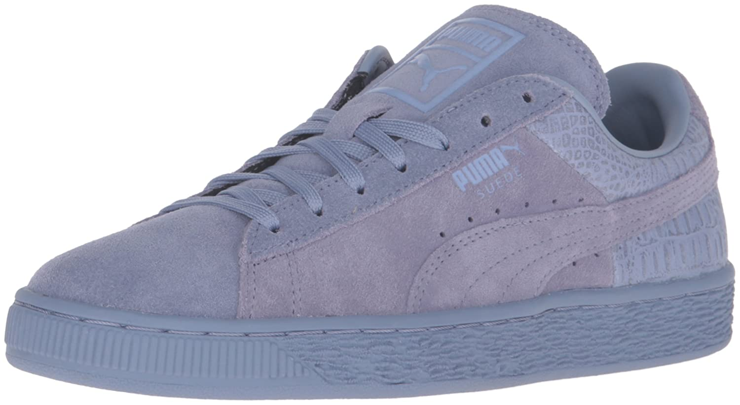 puma shoes suede womens. amazon.com | puma women\u0027s suede classic emboss wn\u0027s fashion sneaker sneakers puma shoes womens i